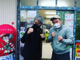 【桜井マッハ速人】氏が物件の相談に来てくれました!